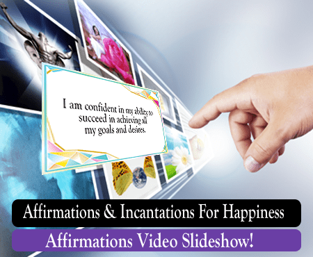 Affirmations for happiness slideshow movie