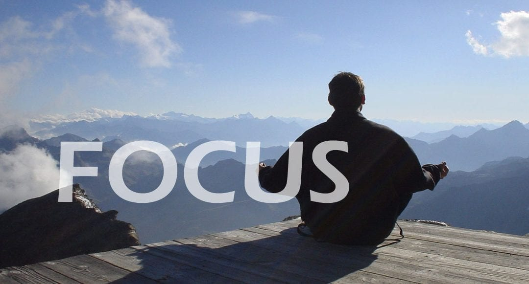 Why is it so hard to focus?