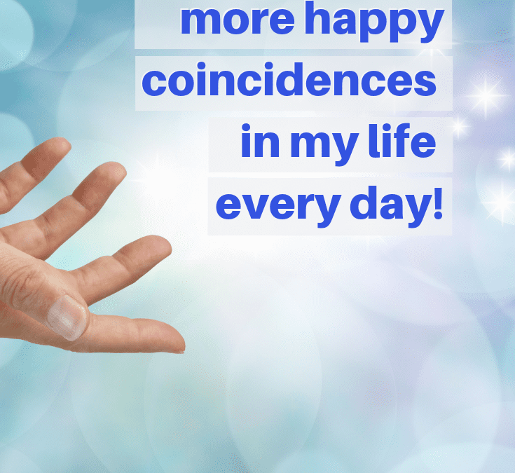 Creating More Happy Coincidences