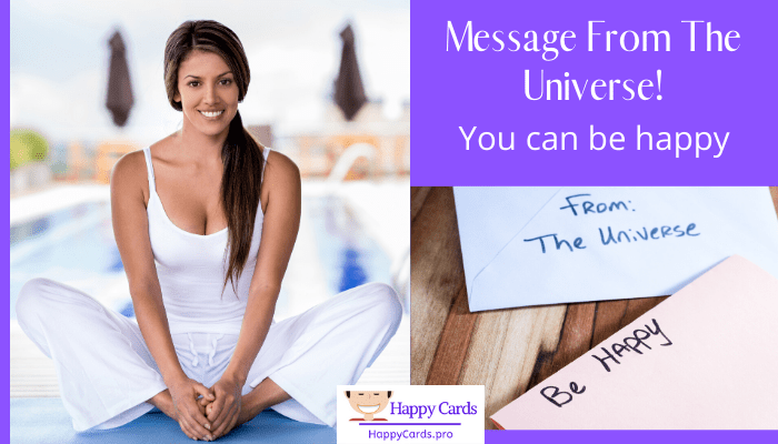 The Universe Has Your Back! Affirmations Can Help!