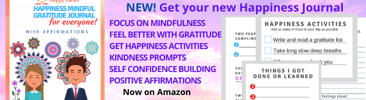 New mindfulness journal